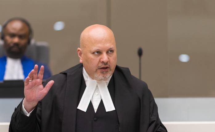 CPI – Le nouveau procureur à Dakar