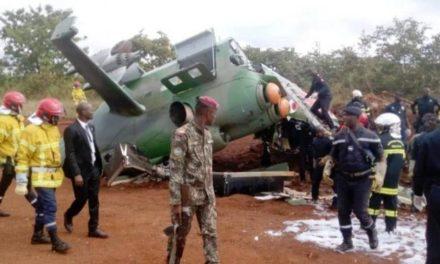 CÔTE D'IVOIRE – Cinq morts dans le crash d'un hélicoptère de l'armée