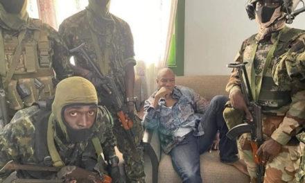 GUINEE – La junte nomme des gouverneurs