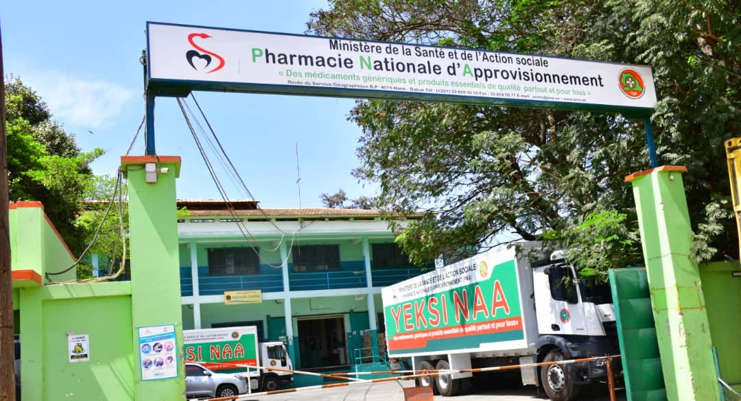 CHANGEMENT DE STATUT DE LA PHARMACIE NATIONALE D'APPROVISIONNEMENT – La colère des professionnels