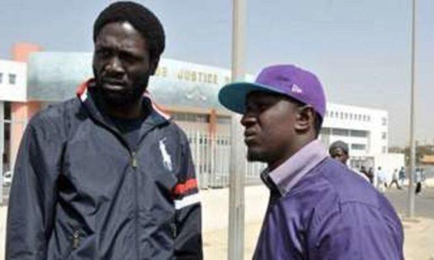 Thierno Amadou Diallo, Simon et Kilifeu sous mandat de dépôt