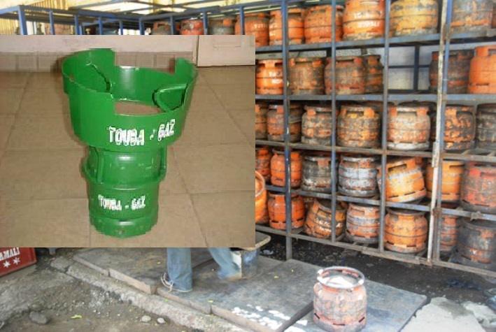 VOL A TOUBA GAZ- Un agent commercial soupçonné d'avoir dérobé 240 bonbonnes de gaz