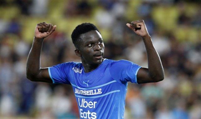 OM – El Hadj Diouf compare Bamba Dieng à Drogba
