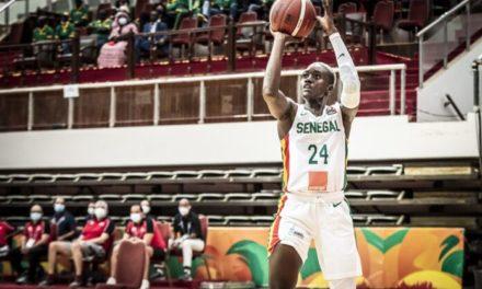 """AFROBASKET 2021 – Les """"Lionnes"""" marchent sur les Guinéenes (100-31)"""