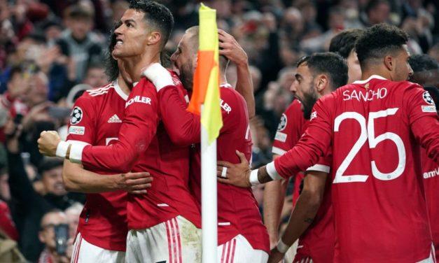 C1 – Ronaldo sauve Manchester United, Barça signe sa première victoire