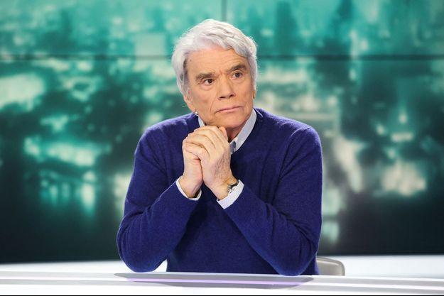 PRESIDENT MYTHIQUE DE L'OM – Bernard Tapie est mort