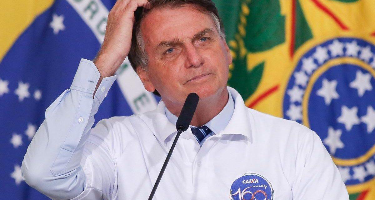 BRESIL – Sans pass sanitaire, Bolsonaro s'est vu refuser l'accès à un stade