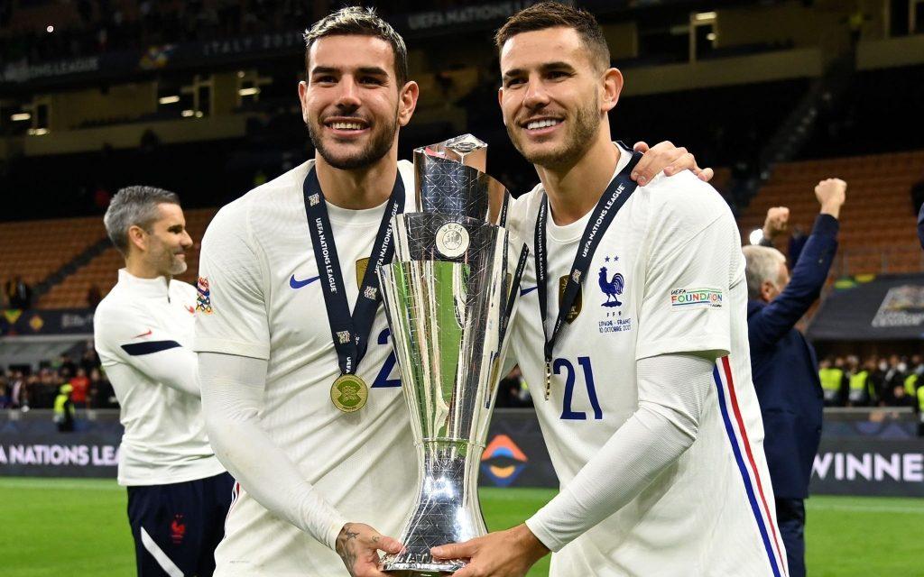 FOOTBALL – Les frères Hernandez intègrent un cercle très fermé