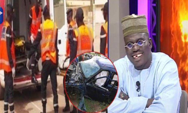 AXE TOUBA-NDINDY – Mbaye Sapar Sapar et deux élèves meurent dans un accident