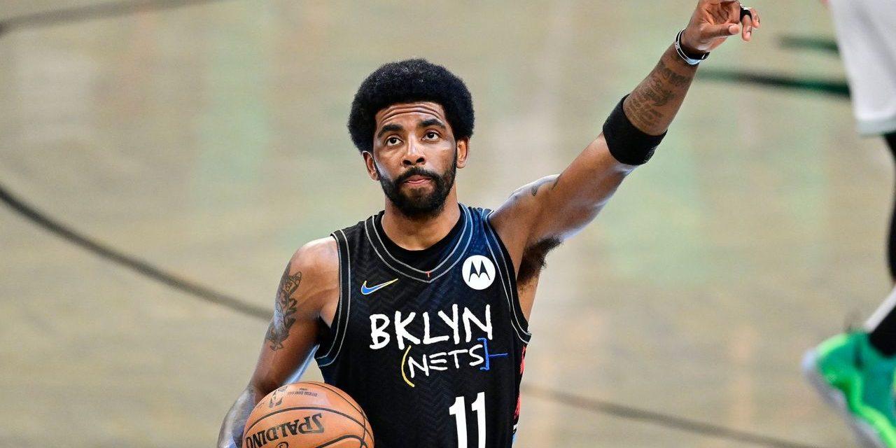 NBA – Kyrie Irving écarté par les Nets pour non vaccination à la Covid-19