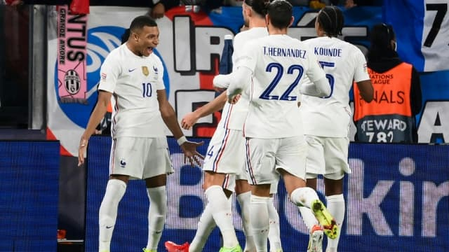 LIGUE DES NATIONS – La France renverse la Belgique et rejoint l'Espagne en finale