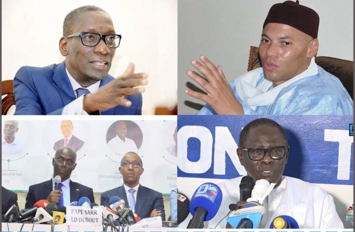 """LANCEMENT DE """"LA GRANDE COALITION WALLU SENEGAL"""" – Les leaders se galvanisent et alertent"""