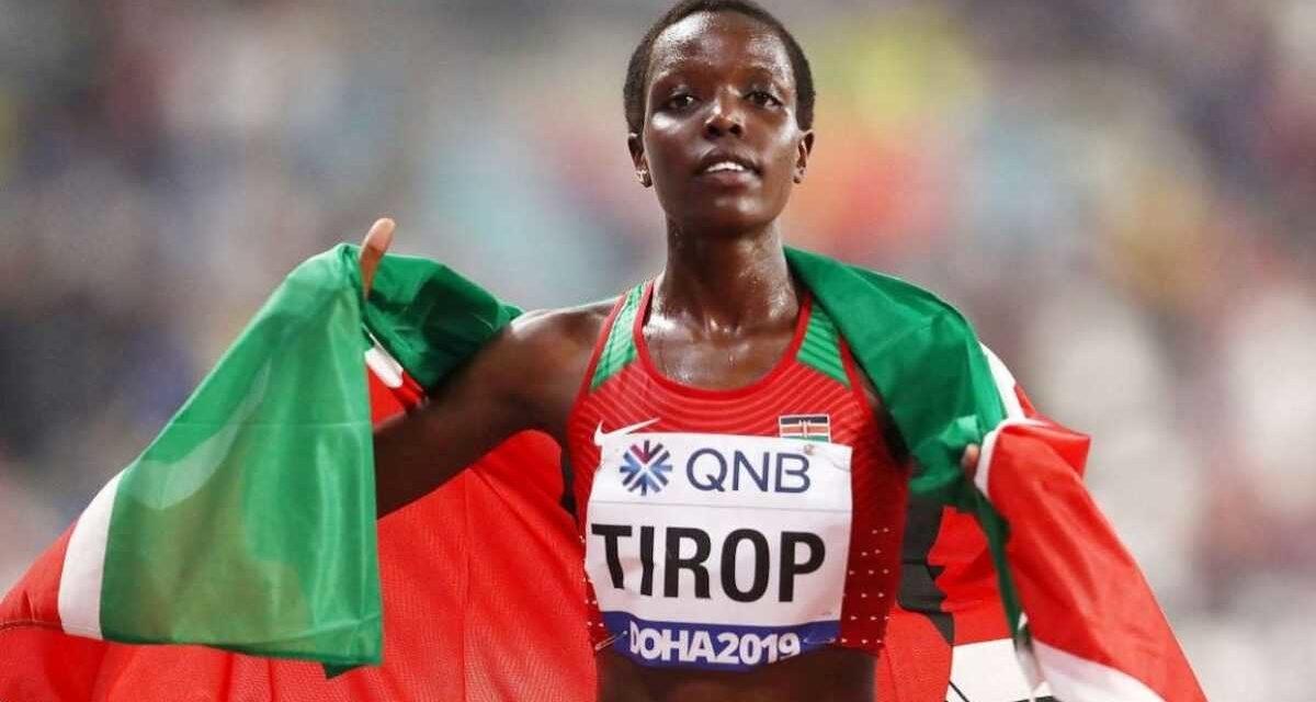 KENYA – L'athlète Agnes Tirop poignardée à mort