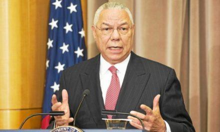 ÉTATS-UNIS – Colin Powell emporté par le Covid-19