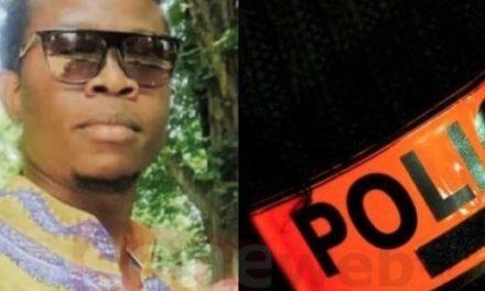 WAKHINANE NIMZATT – Le remplaçant du commissaire Ahmed Bachir Ndiaye connu