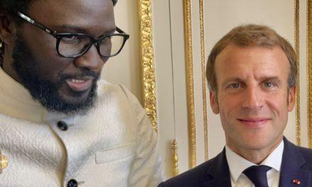 SOMMET FRANCE-AFRIQUE – Les demandes très osées d'un activiste sénégalais à Macron