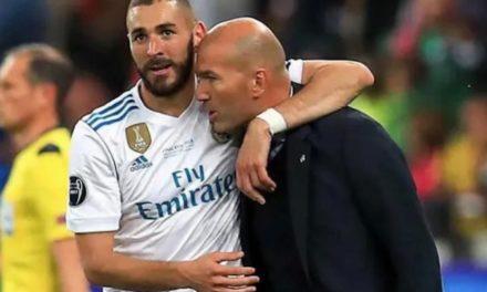 BALLON D'OR 2021 – Zidane plébiscite Benzema