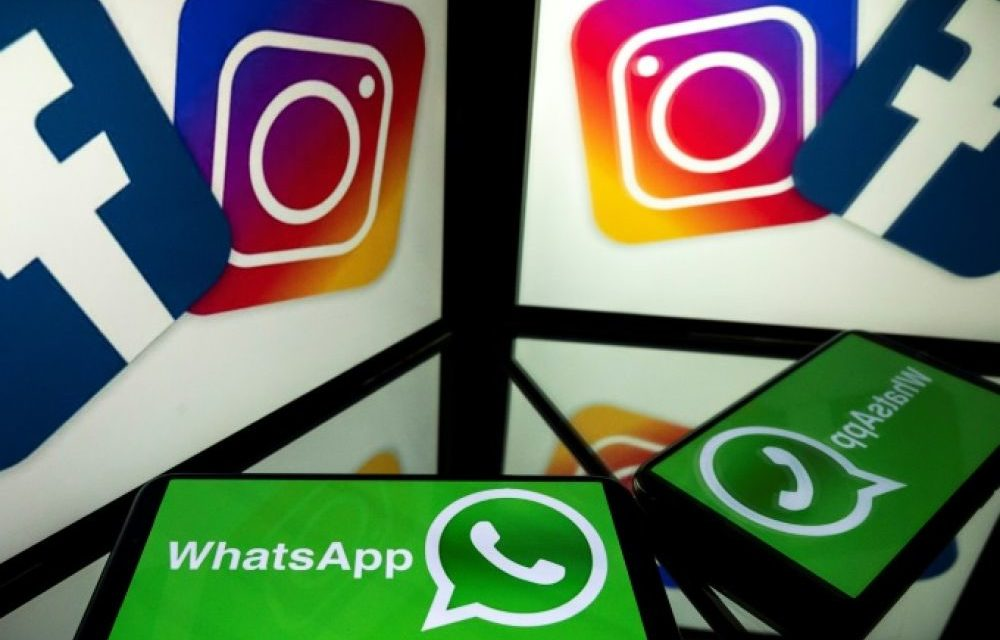 Facebook, Instagram, WhatsApp et Messenger en panne
