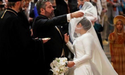 RUSSIE – Un mariage royal pour la première fois depuis 1917