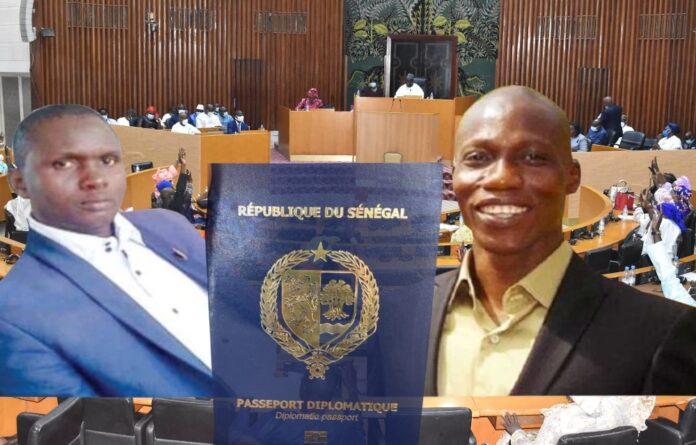 OUVERTURE DE LA SESSION ORDINAIRE – Le député Biaye présent, El Hadji Mamadou Sall absent